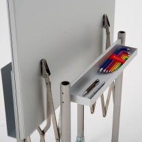 Materialschale Scheren-Tisch