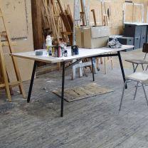 TG/01 und TG/02 Tischgestell schindlersalmerón